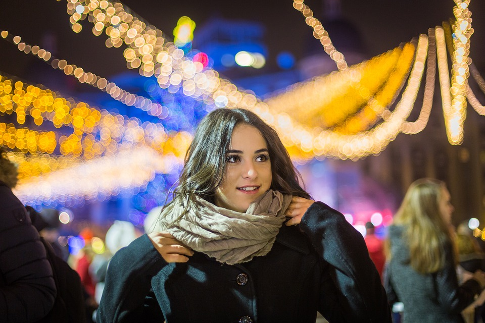 Svetleća umetnost: Popalite sve lampice, stiže Nova godina!