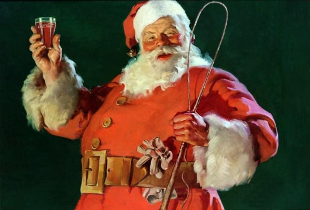 Coca-Cola-Art_Christmas_Santa12