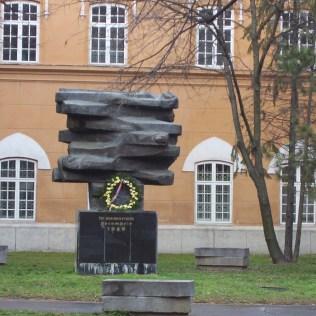 Spomenik žrtvama iz decembra 1989.