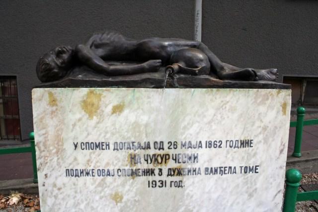 Krvavi događaj na Čukur česmi: Mali Sava kao simbol srpskog bunta protiv ropstva