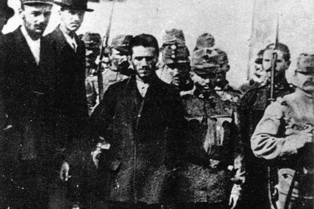 Gavrlo Princip: Od dobrog duha Južnih Slovena do teroriste