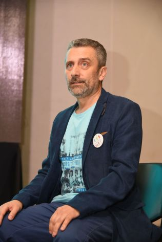 Goran Petrović, profesor fizičkog vaspitanja