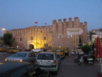 Bazar u Kušadasiju