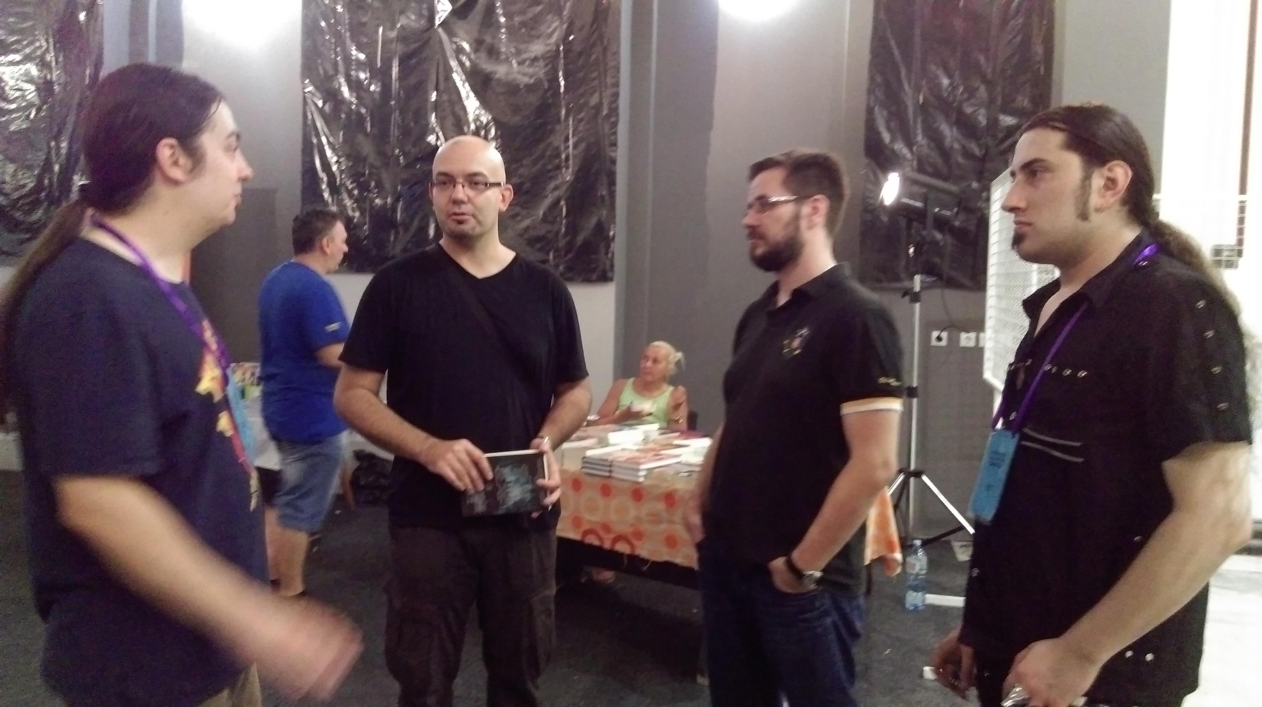 Prvi Festival epske i naučne fantastike u Somboru: Kad fantazija gradi prijateljstva (VIDEO)