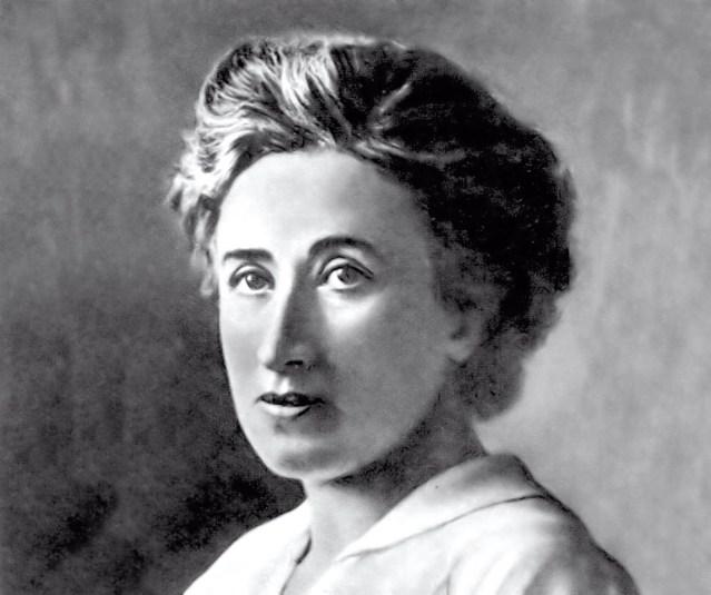Sloboda je uvek i isključivo sloboda za onoga koji misli drugačije: Roza Lukseburg je i dalje među nama!