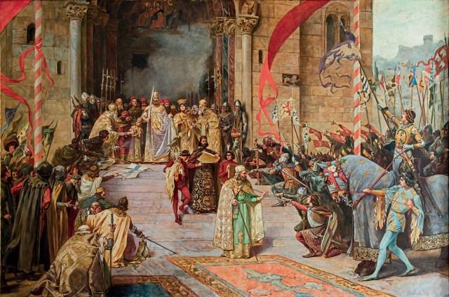 Srbija na tri mora: Zanimljivosti o caru Dušanu