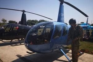Svetski dan helikoptera u Dobanovcima: Uživanje za sve kojima je letenje strast (kao meni!) (VIDEO)