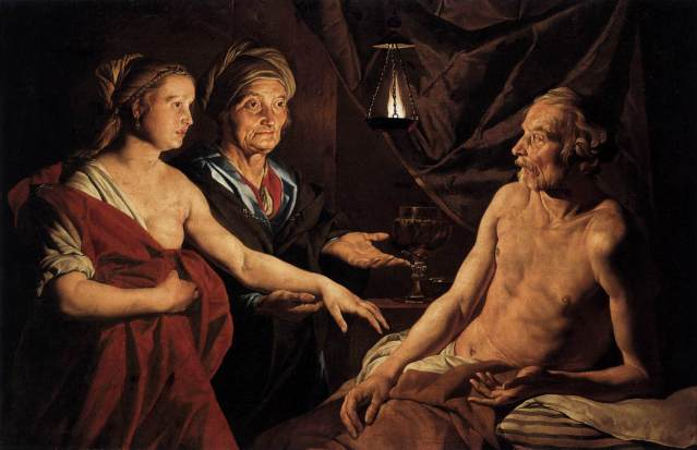 Od Biblije je sve počelo: Prva konkubina Agara zabeležena u Svetim spisima