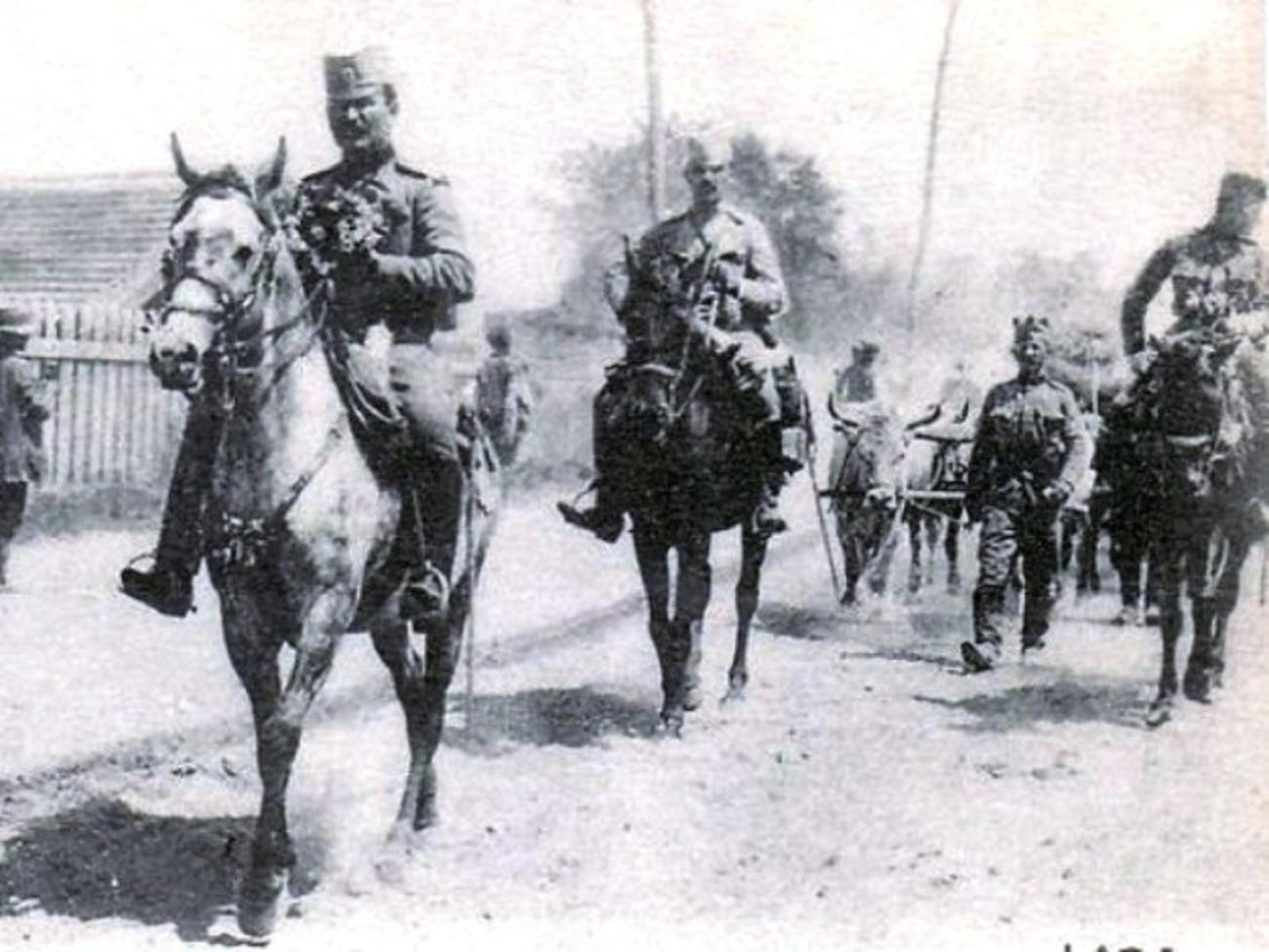 """Kako je oslobođen Niš u Prvom svetskom ratu: Naređenje dao običan vojnik, srpske snage umarširale uz marš """"Na Drinu"""""""