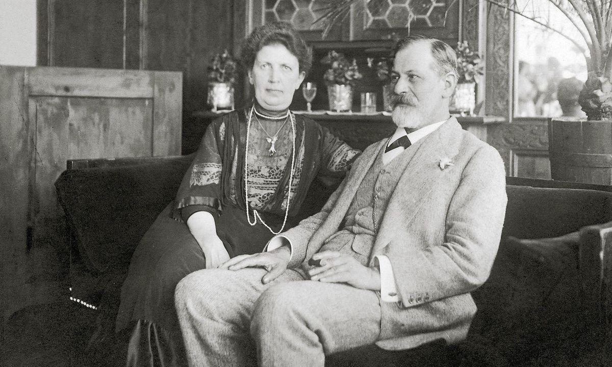 Tvorac psihoanalize u zagrljaju kokaina: Dok se Sigmund Frojd bavio ljudskom psihom, Marta je praštala i volela