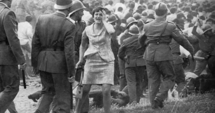 Drug Tito je rekao da su studenti u pravu: Policijska palica po glavama akademaca (VIDEO)