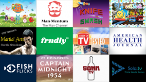 New Roku Channels - August 9, 2019