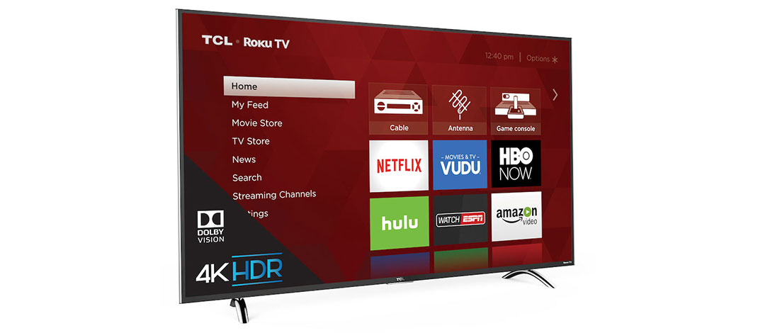 TCL's Explosive Growth Continues With Roku TVs