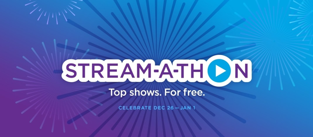 First-Ever Roku Stream-a-thon Kicks Off December 26
