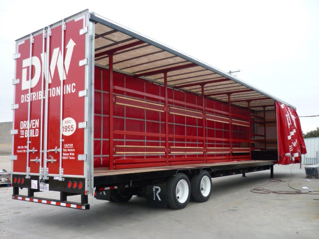 3 benefits of curtain side trailer
