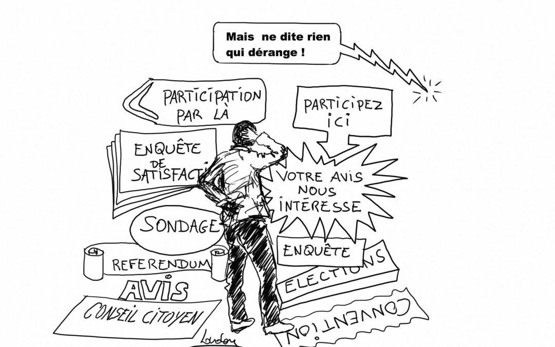 Rendre aux mots leur signification : Participation (2/20)