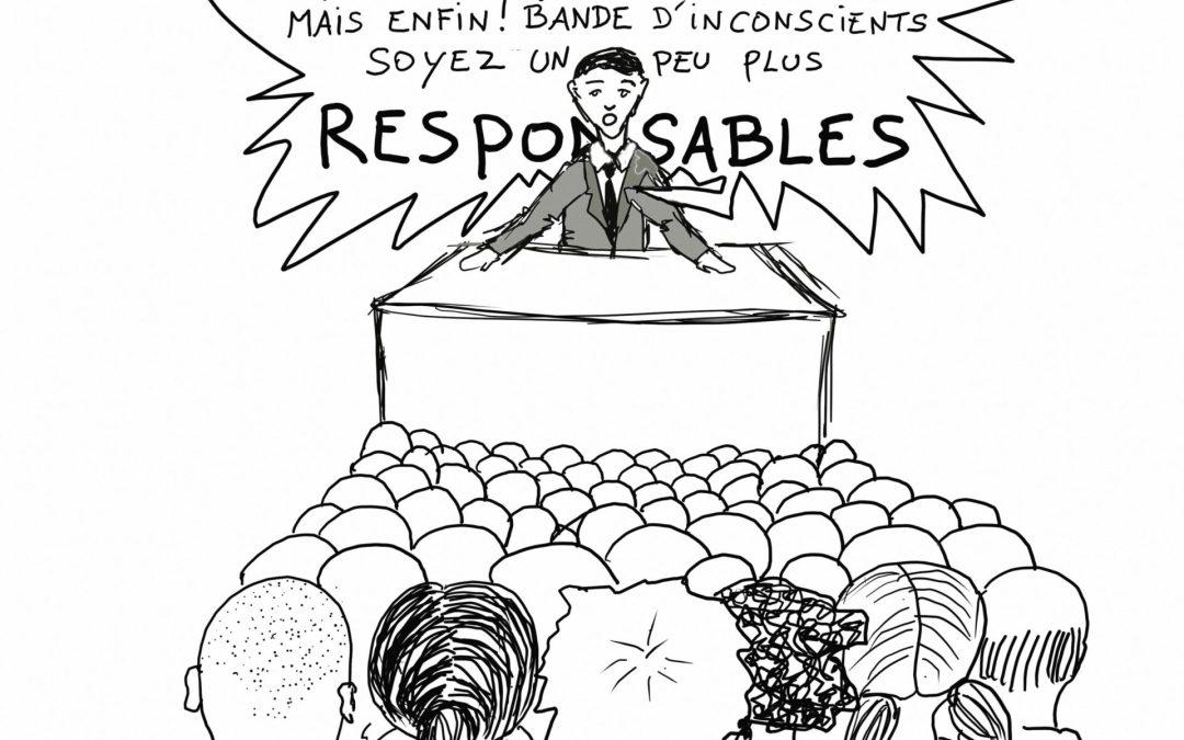 Rendre aux mots leur signification: Responsabilité (6/20)