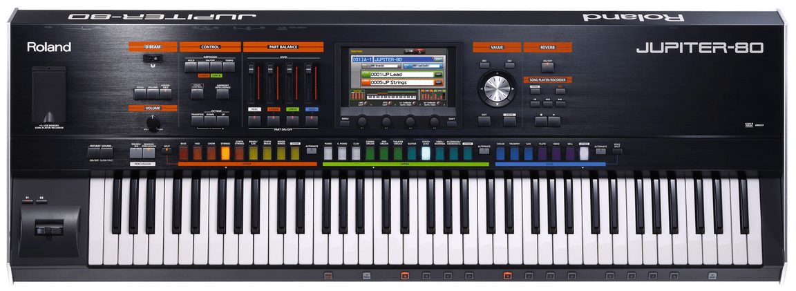 jupiter-80 Roland Synthesizer