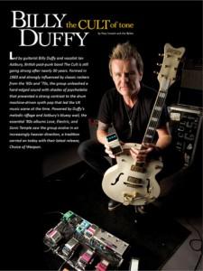 Billy Duffy BUG