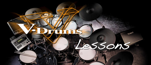 V-Drums Lessons
