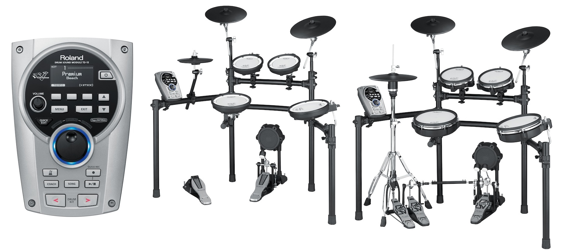Choosing a Roland V-Drums Kit is Easier Than You Think! - Roland