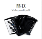 FR-1X Roland V-Accordion