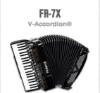 FR-7X Roland V-Accordion