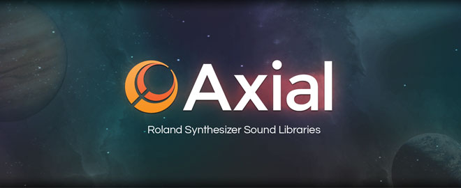 Axial - Roland Synthesizer Sound Libraries