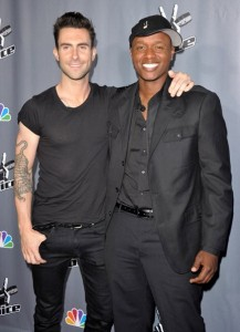 Javier Colon and Adam