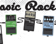 Classic Rock Guitar Effects Combo