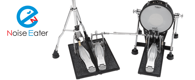 Roland NE-10 and NE-1 with Pedals and Stands