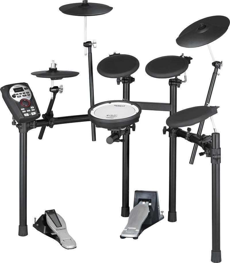 KT-10 and TD-11K V-Compact Series V-Drums