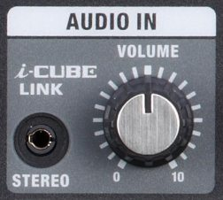 CUBE Street EX Battery-Powered Amp i-CUBE LINK