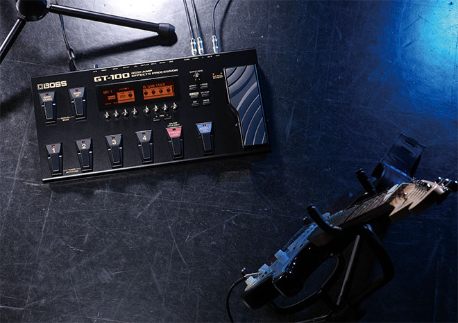 New COSM Amp Effects MDP