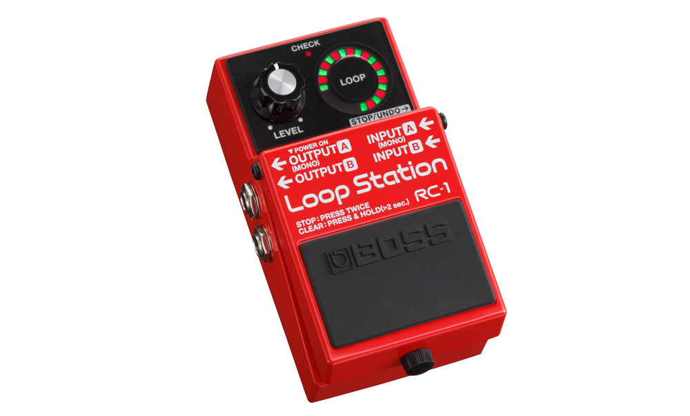 The Compact BOSS Loop Station Family - Roland U S  Blog