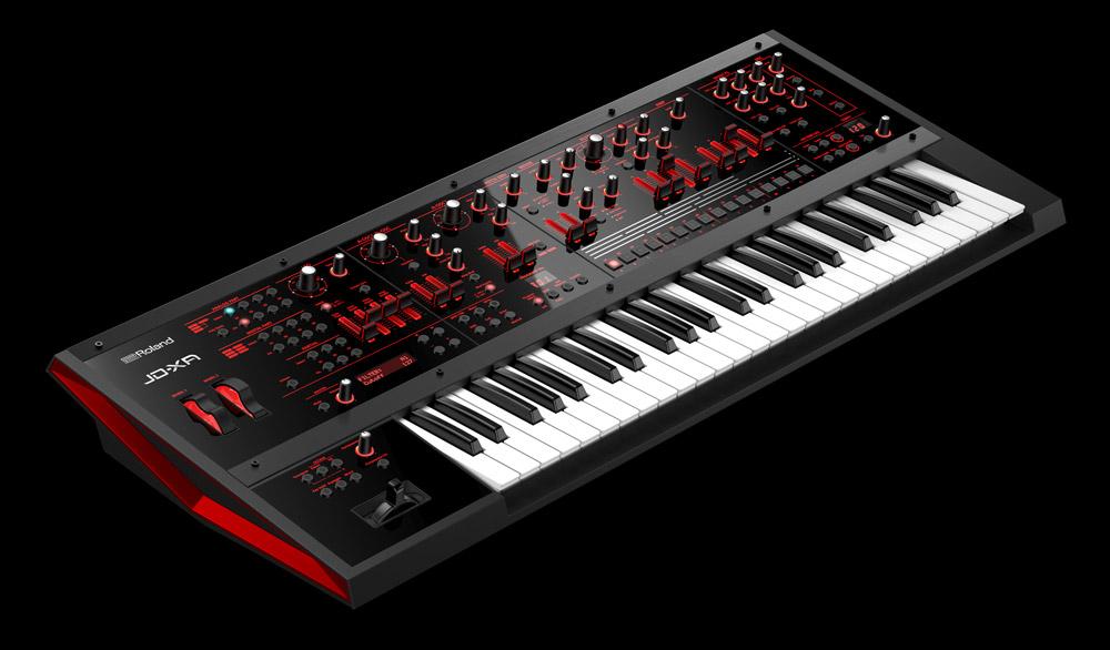 Roland JD-XA synth