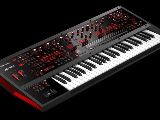 SE-02 Analog Synth Version 1 10: New Sounds, Enhanced