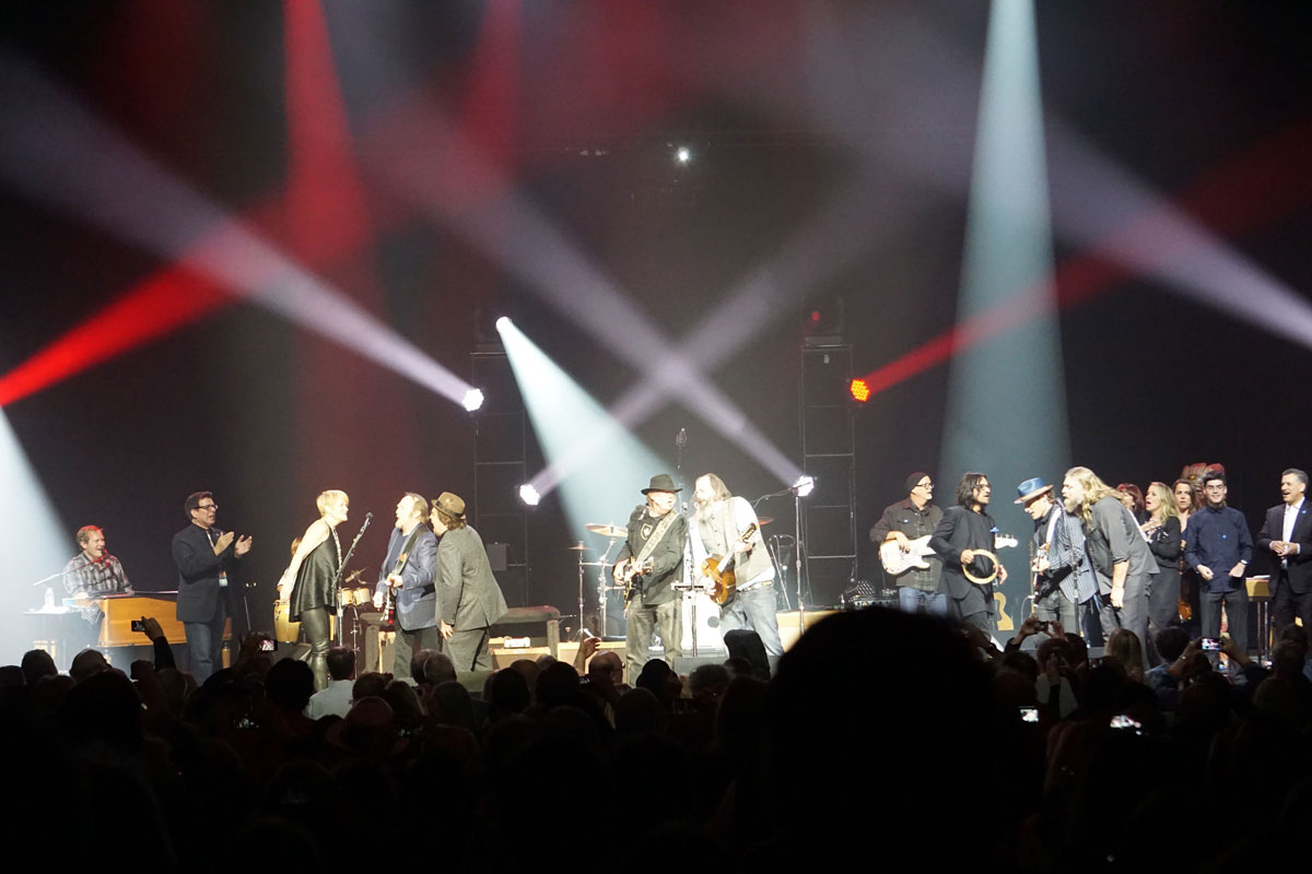 Light Up the Blues Concert