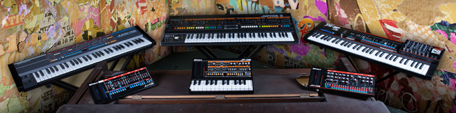 Roland Boutique Series