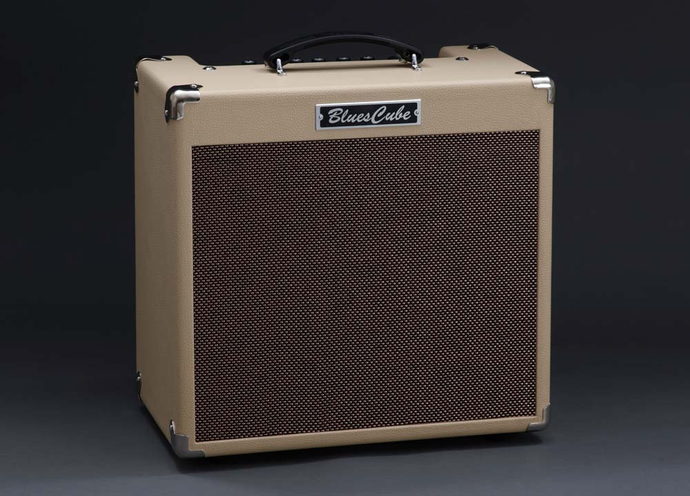 Roland Blues Cube Hot in Vintage Blonde