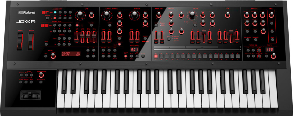 JD-XA Librarian Software Now Available - Roland U S  Blog