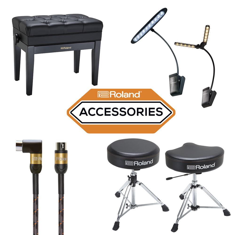 Roland accessories