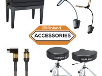 Explore The Latest Roland Accessories