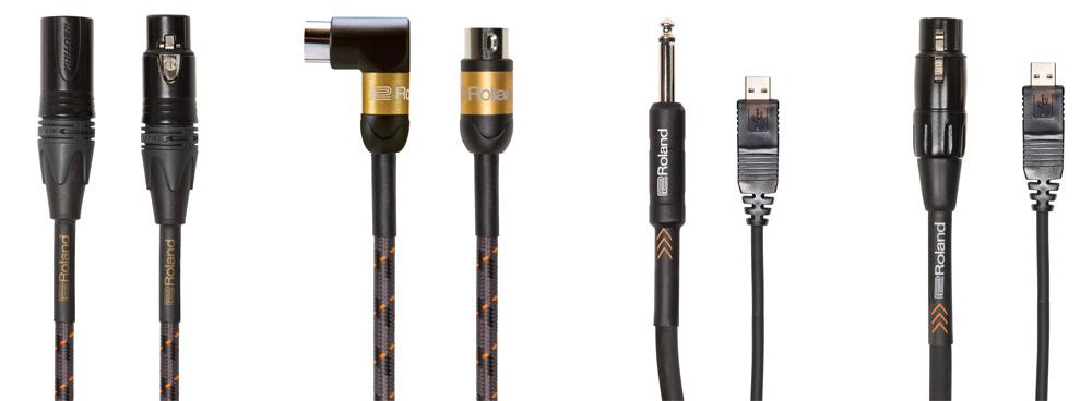 Microphone To Midi Cable : Explore the latest roland accessories u s