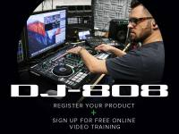 Free DJ-808 Training from Roland Cloud Academy