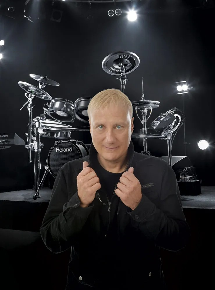 V-Drums Lessons with Gregg Bissonette