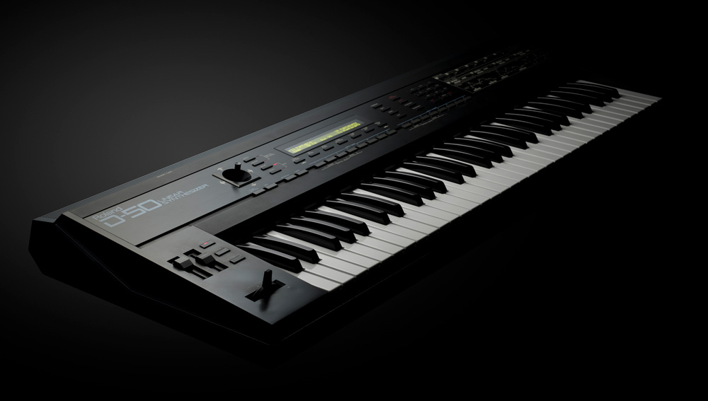 The 30th Anniversary of the D-50 Linear Synthesizer - Roland U S  Blog