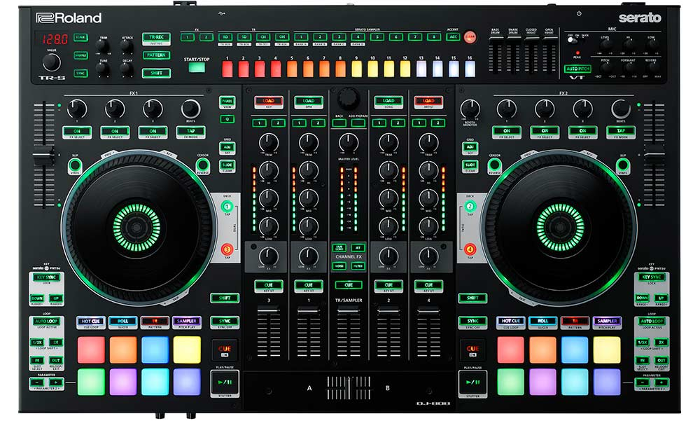 Attention DJ Series Owners: Download Your Free Roland TR-S