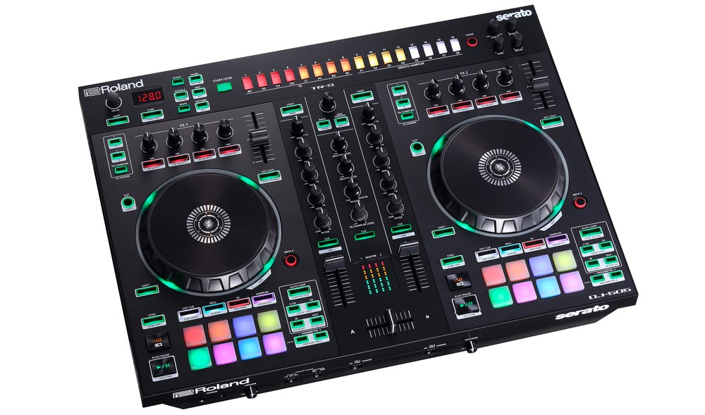 New Version 1 10 Update for the Roland DJ Series Announced - Roland