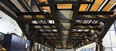 Construction - Matériel ferroviaire